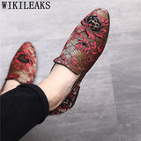 Loafers Party Shoes For Men Fashion Wedding Shoes Men Coiffeur Designer Shoes - Beltran's Enterprise