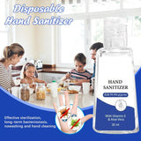 5Pcs Disposable Hand Sanitizer hand sanitizer gel hand sanitizer alcohol hand sanitizer 99% Effective - Beltran's Enterprise