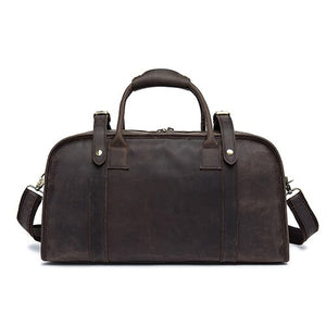 WESTAL suitcases and travel bags for men's bag genuine leather travel bags - Beltran's Enterprise