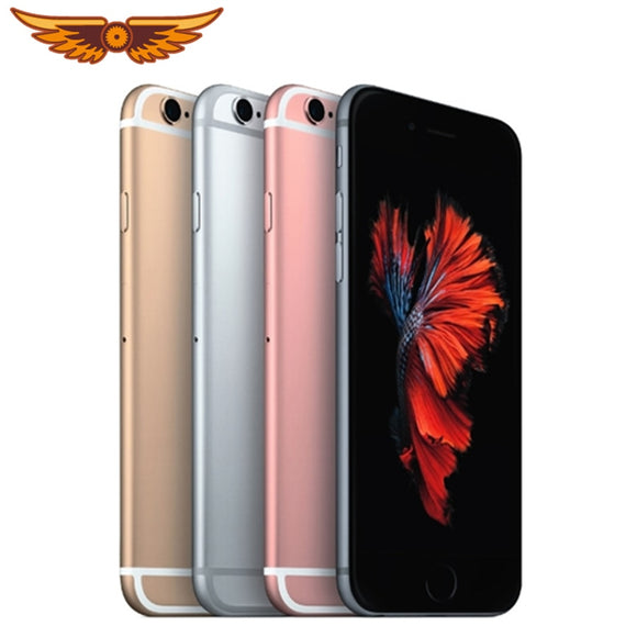 iPhone 6S Dual Core 4.7 Inch 2GB RAM 16/64/128GB ROM 12.0MP Camera LTE IOS IPS Touch ID 100% Original Used Unlocked Cellphone - Beltran's Enterprise