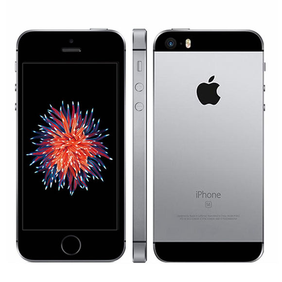 Dual-core Apple Iphone SE A1662 A1723 16GB 32GB 64GB ROM 2GB RAM Unlock Used Mobile Cell Phone - Beltran's Enterprise