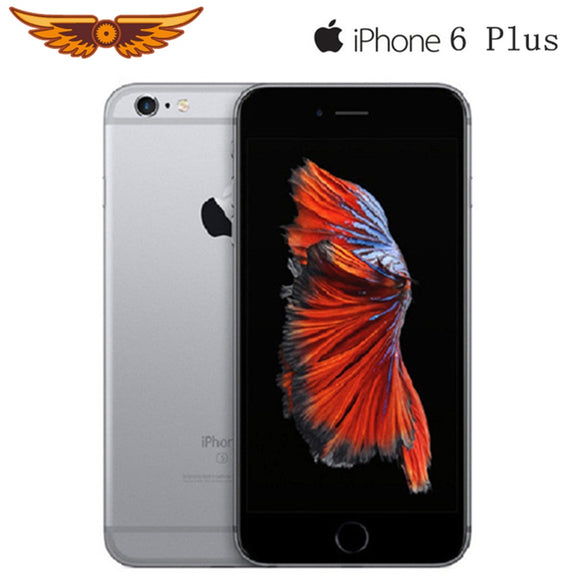 Original Unlocked Apple iPhone 6 Plus 5.5 Inches Dual Core 1GB RAM 16/64/128GB ROM IPS 8MP - Beltran's Enterprise