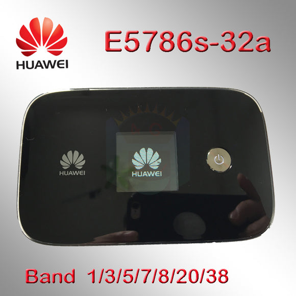 300M 4G wifi router huawei e5786 LTE WiFi 3g 4g Wireless Router 4g lte router Cat6 dongle 3g mifi pocket pk e5776 e5372 e589 - Beltran's Enterprise