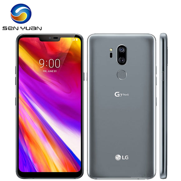 Unlocked LG G7 ThinQ G710N 64G/128G 4G Snapdragon - Beltran's Enterprise