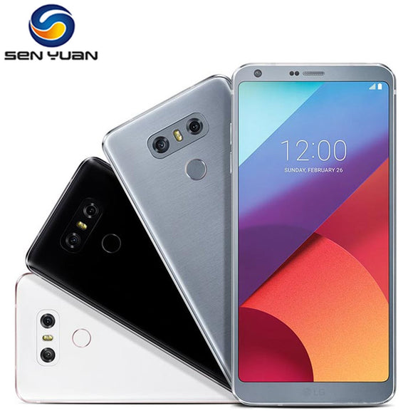 Original Unlocked LG G6 Quad Core 5.7 Inches 4GB RAM - Beltran's Enterprise