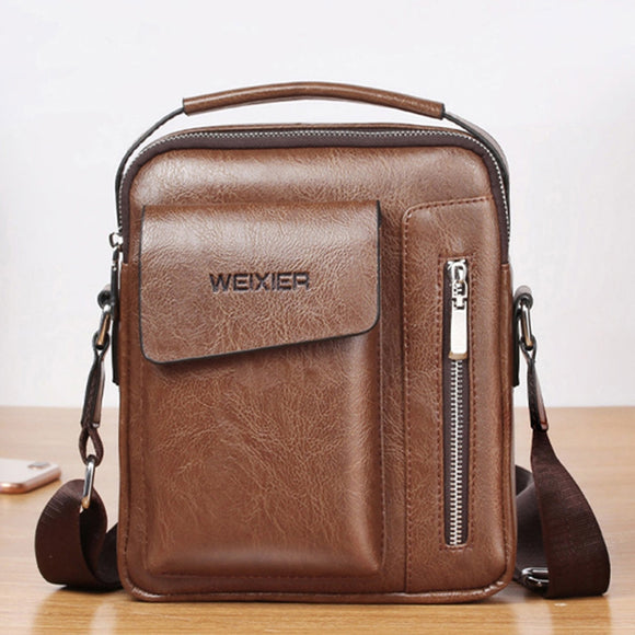 Men Vintage Messenger Bag Business Shoulder bags 2019 - Beltran's Enterprise