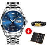 OUPINKE Luxury men mechanical watch Automatic Sapphire - Beltran's Enterprise
