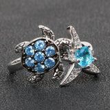 Bague Trendy Silver 925 Ring for Women Jewelry Charms Gemstones - Beltran's Enterprise