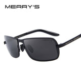 MERRY'S Classic Brand CR-39 Sunglasses Men HD Polarized Sun Glasses for Mens Fashion Luxury Design - Beltran's Enterprise