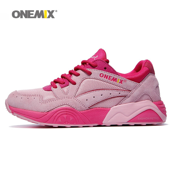 Onemix original spring summer women's retro running shoes portable sport shoes athletic - Beltran's Enterprise