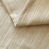 Thick Striped Chenille Window Curtains for Living Room Elegant Striped Curtains - Beltran's Enterprise