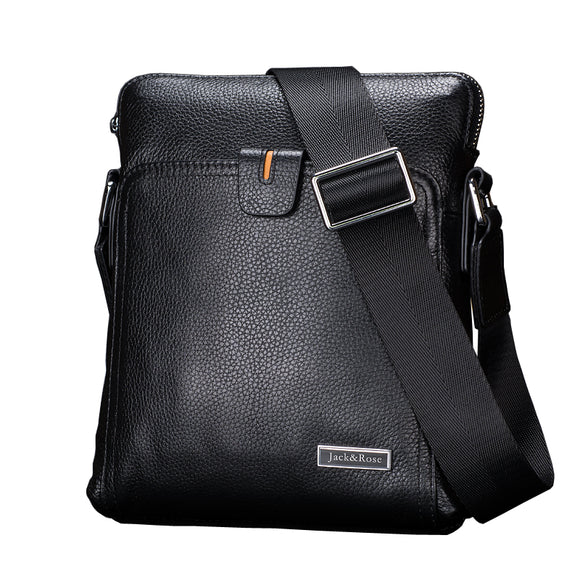 Casual Genuine Leather Men Bags Business Fashion Men Messenger Bag Brand Designer - Beltran's Enterprise