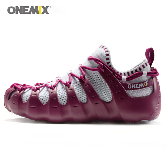 Onemix men & women beach sandals Rome shoes gladiator set shoes light cool outdoor walking shoes - Beltran's Enterprise