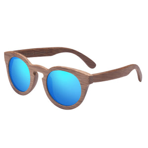 AOFLY Fashion Polarized Sun Glasses Bamboo Sunglasses Men Women Handmade Bamboo - Beltran's Enterprise