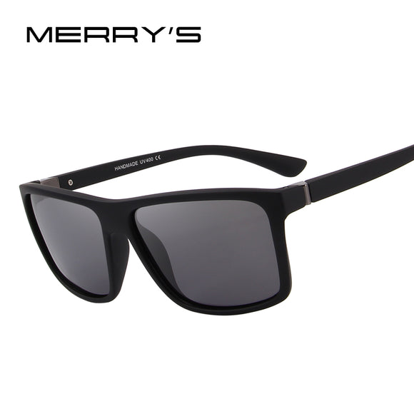 MERRY'S DESIGN Men Polarized Sunglasses Fashion Male Eyewear 100% UV Protection - Beltran's Enterprise