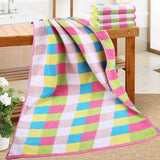 Bath Towel 100% Cotton 65x130cm 420GSM Spa Beach Towels Cloth Washcloth - Beltran's Enterprise
