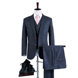 Hot Sale 4 color Groom Tuxedos Groomsman Suit Custom Made Man Suit as Wedding Clothes Business - Beltran's Enterprise
