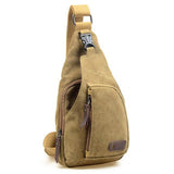 2017 New Fashion Man Shoulder Bag Men Canvas Messenger Bags - Beltran's Enterprise