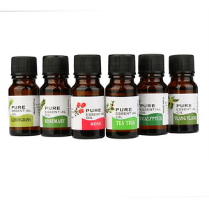 Aromatherapy Diffusers Pure Essential Oils Organic Body Massage Relax - Beltran's Enterprise