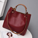 Yogodlns Fashion Female Shoulder Bag Leather Women Handbag - Beltran's Enterprise