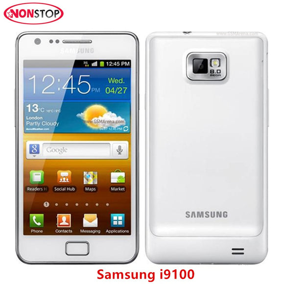 I9100 Original Unlocked Samsung GALAXY S2 I9100 Mobile Phone Android Wi-Fi GPS 8.0MP - Beltran's Enterprise