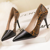 new women shoes high heel wedding shoes woman extreme high heels valentine zapatos - Beltran's Enterprise