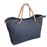 Women Messenger Beach Canvas Lady Hand Tote Bag Fashion Handbag Famous Brand Designer - Beltran's Enterprise