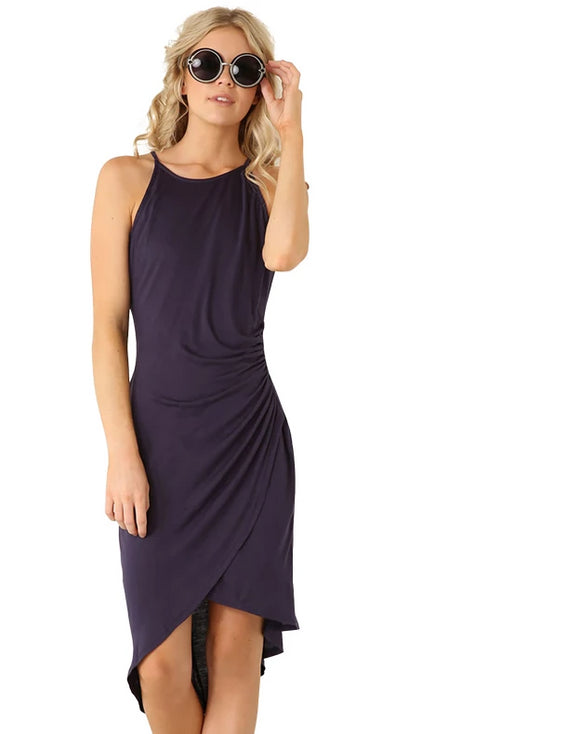 Women Dress  New summer dresses casual women Clothing sexy and Solid Tank dresses Plus Size - Beltran's Enterprise