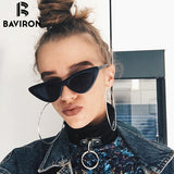 BAVIRON Vintage Cat Eye Sunglasses Women Sexy Retro Cateye Sunglasses Colorful Eyewear - Beltran's Enterprise