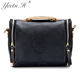 2018 New Arrival women cross body bag Barrel-shaped Pu  women shoulder bag - Beltran's Enterprise