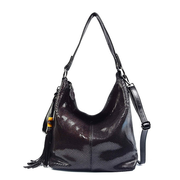 Brand Women Handbag Genuine Leather Shoulder Bags - Beltran's Enterprise