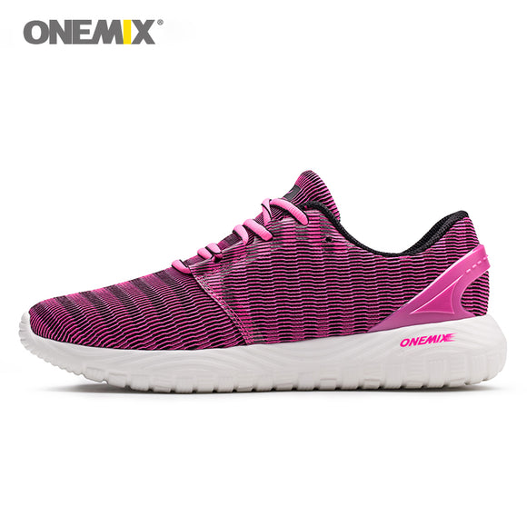 ONEMIX women sneakers cool summer deodorant insole light soft running shoes - Beltran's Enterprise
