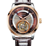Switzerland NESUN Limited Edition Brand Watches Men Tourbillion Automatic Self-Wind Men Watch - Beltran's Enterprise