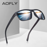 AOFLY Fashion Men Polarized sunglasses Male Driving Sun Glasses For Men HD Polaroid Lens - Beltran's Enterprise