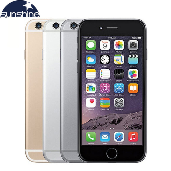 Original Unlocked Apple iPhone 6 Plus Mobile Phone 4G LTE  5.5 IPS - Beltran's Enterprise