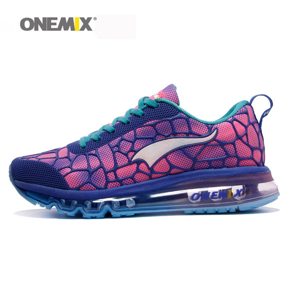 ONEMIX wmen sneakers female running shoes soft deodorant insole eliminating dampness - Beltran's Enterprise