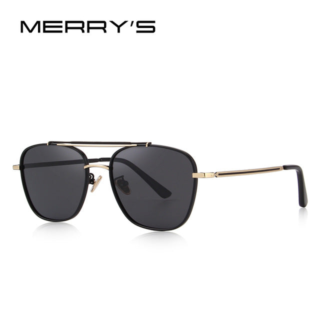 ae8d1a4fbe ... MERRY S DESIGN Men Polarized Square Sunglasses Fashion Male Eyewear 100%  UV Protection - Beltran s Enterprise