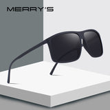 MERRY'S DESIGN Men Classic Polarized Sunglasses For Driving Fishing Outdoor Sports Ultra - Beltran's Enterprise