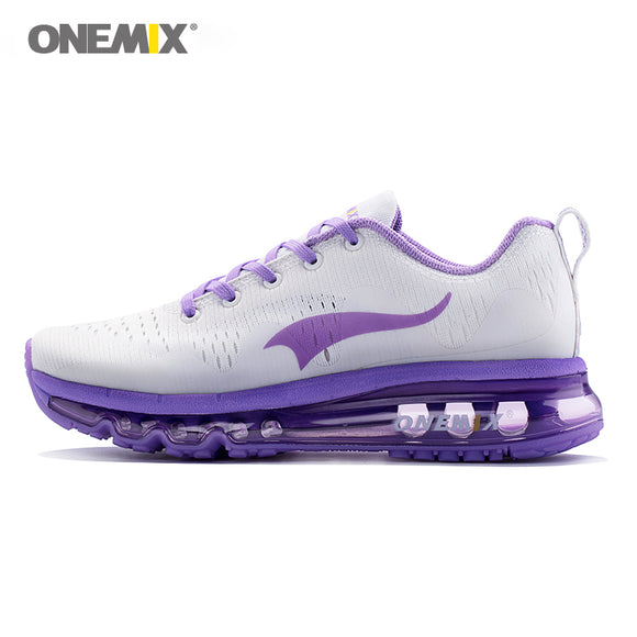 Onemix women running shoes women sports shoes sneakers damping cushion breathable - Beltran's Enterprise