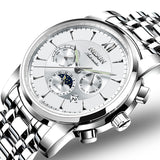 Switzerland Luxury Brand NESUN Watch Men Automatic Mechanical Watches - Beltran's Enterprise