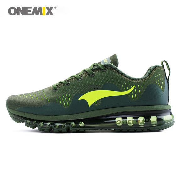 ONEMIX men running shoes cool sports sneakers damping cushion breathable - Beltran's Enterprise