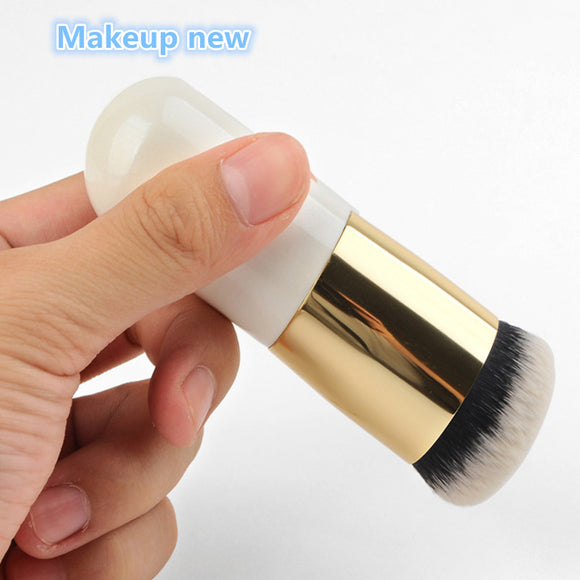 HOT SALE makeup brushes brushe chubby pier foundation brush flat the portable BB cream makeup brush Professional Beauty tools - Beltran's Enterprise