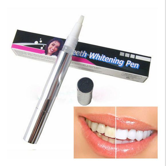 Professional Teeth Whitening Kit Popular White Teeth Whitening Pen Tooth Gel Whitener Bleach Remove Stains oral hygiene - Beltran's Enterprise