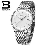BINGER Mechanical Men watch Luxury Brand Mens Automatic Watches Sapphire Wristwatches - Beltran's Enterprise