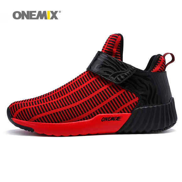Newest Onemix warm height increasing shoes winter men & women sports shoes - Beltran's Enterprise