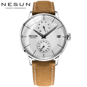 Luxury Brand Men's Watches Nesun Automatic Mechanical Watch - Beltran's Enterprise
