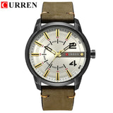 CURREN Brand Wristwatches Fashion New Arrival Simple Style Casual Business - Beltran's Enterprise