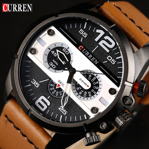 men watches top brand luxury sports military wristwatches fashion casual quartz watch - Beltran's Enterprise
