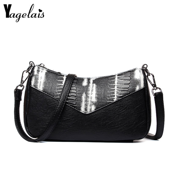 New Fashion Soft PU Leather Korean Women Handbag England Mobile Phone Bag  2018 - Beltran's Enterprise