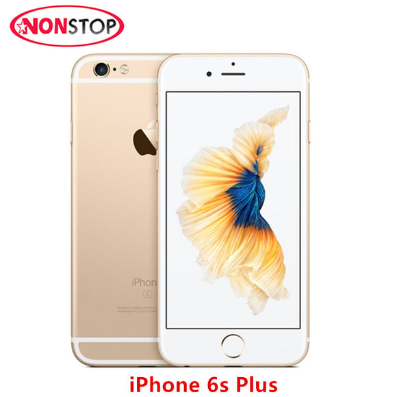 Original Unlocked Apple iPhone 6S Plus Dual Core 4G LTE Smart Phone 5.5'' 12MP 2G RAM 16/64/128G - Beltran's Enterprise